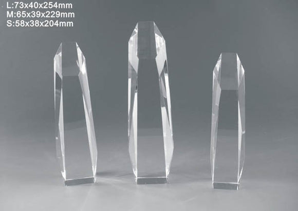 Pillar Crystal Award