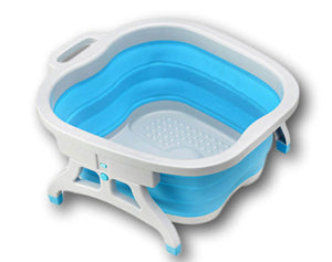 Collapsible Foot Spa Basin