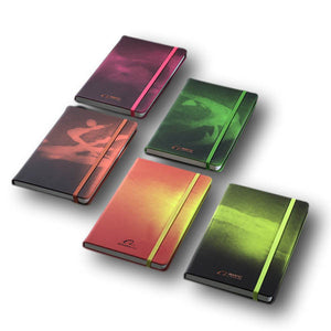 Color Changing PU Leather Notebook