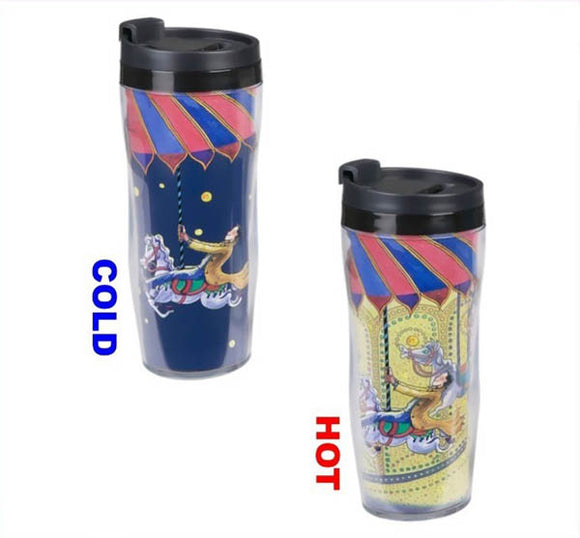 Color Changing Plastic Tumbler