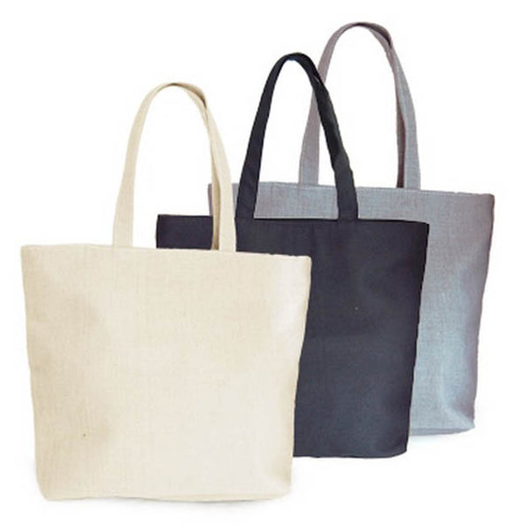 Nova Cotton Canvas Tote Bag