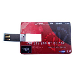 Credit Card Flash Drive