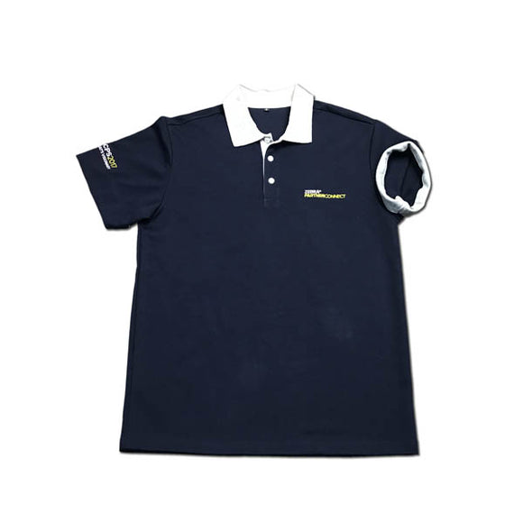 Custom Made Interlock Polo Shirt