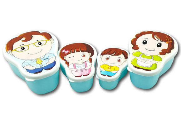 Customize Shape Lunch Container Set