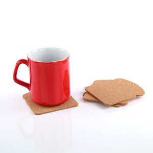 Die Cut Cork Coaster