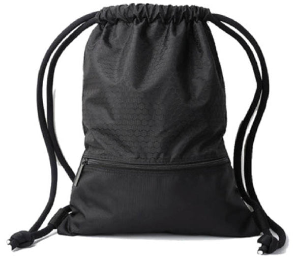 Drawstring Bacpack with Heavy Duty Strap