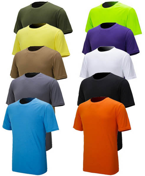 Dri-fit Round Neck T-shirt