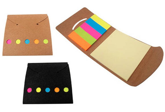 Eco Friendly Match Stick Post It Pads and Page Markers