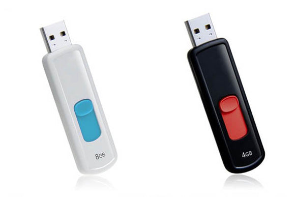 Stick Slider Flash Drive