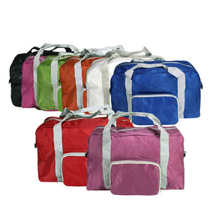 Fold Up Square Travel Bag