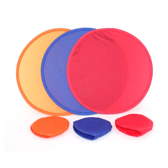 Foldable Frisbee with Casing