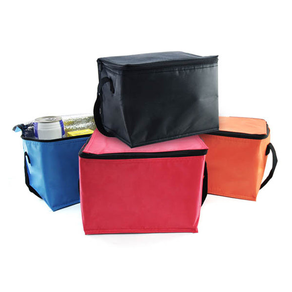 Solid Color Cooler Bag