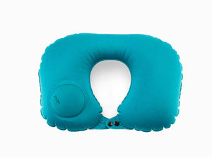 Hand Pump Inflated Neck Cushion