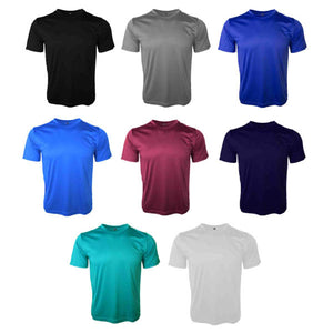 Interlock Round Neck T-shirt
