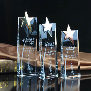 Mark of Star Crystal Award
