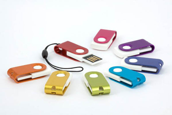Mini Swivel Flash Drive