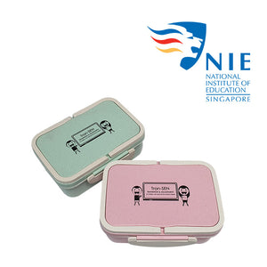 National Institute of Education Wheat Lunch Box