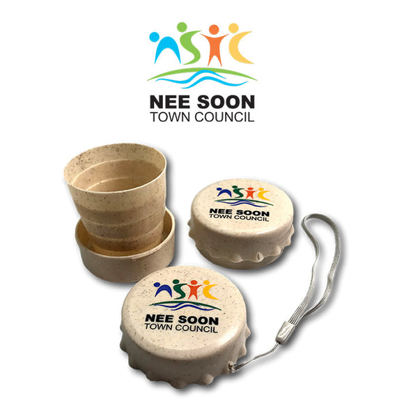 Nee Soon Town Council Collapsible Cup