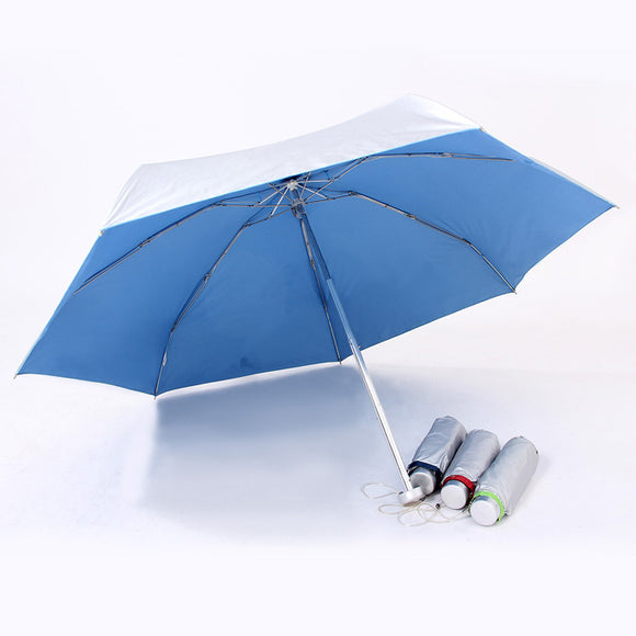 Outer UV Foldable Umbrella