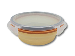 Round Collapsible Lunch Box