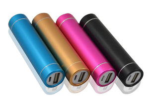 Round Lipstick Power Bank