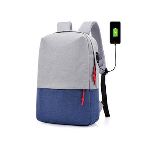 Sheldon USB Charging Backpack