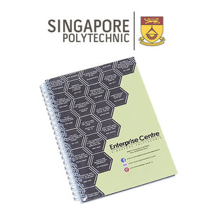 Singapore Polytechnic Wire O Notebook
