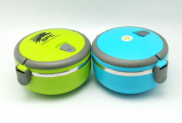 Single Tier Thermo Lunch Box