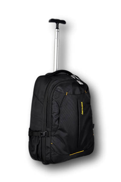 Sports Backpack with Trolley Function