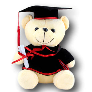 Traditional Graduation Bear