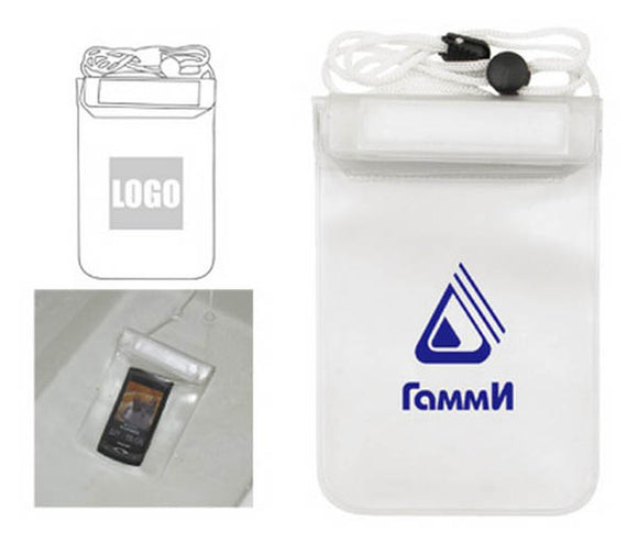 Waterproof Bag With Lanyard
