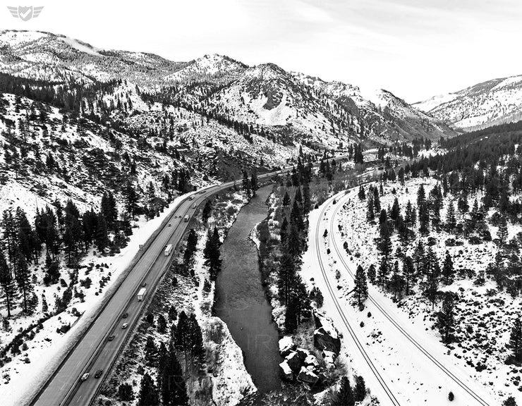 Floriston - Truckee River M00001