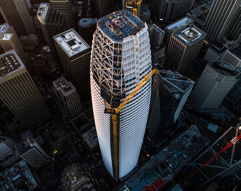 San Francisco - Salesforce Tower M00001