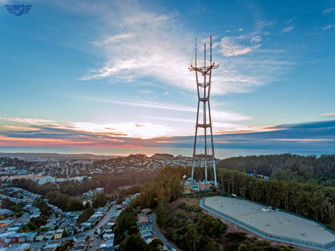 San Francisco - Sutro Tower M00001