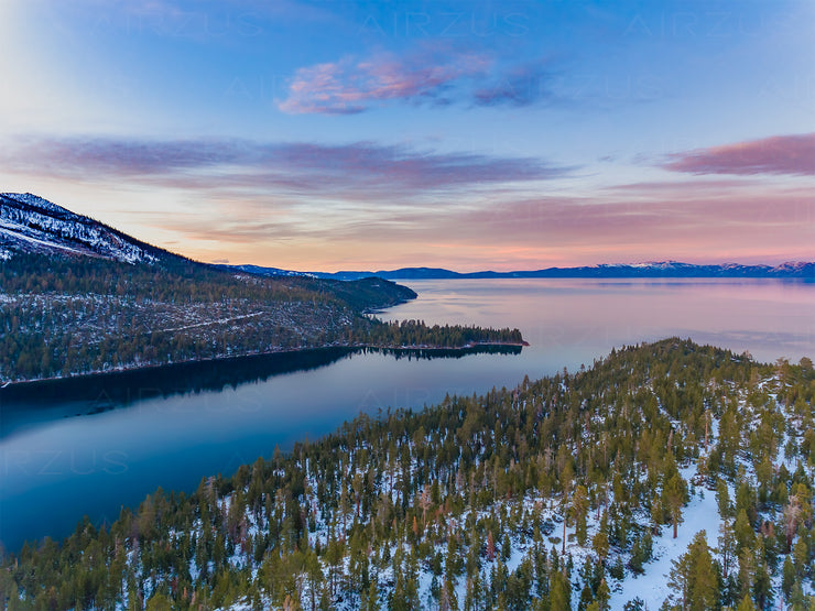 South Lake Tahoe - Lake and Forest M00001