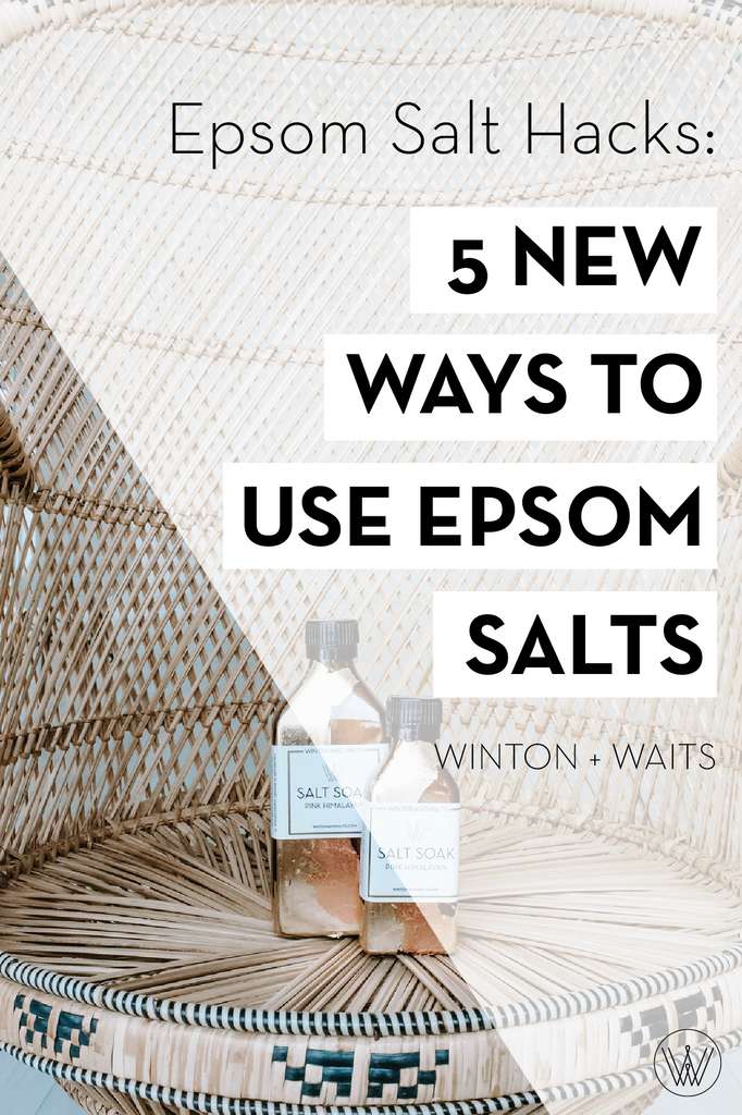 Winton and Waits Epsom Salt Hacks