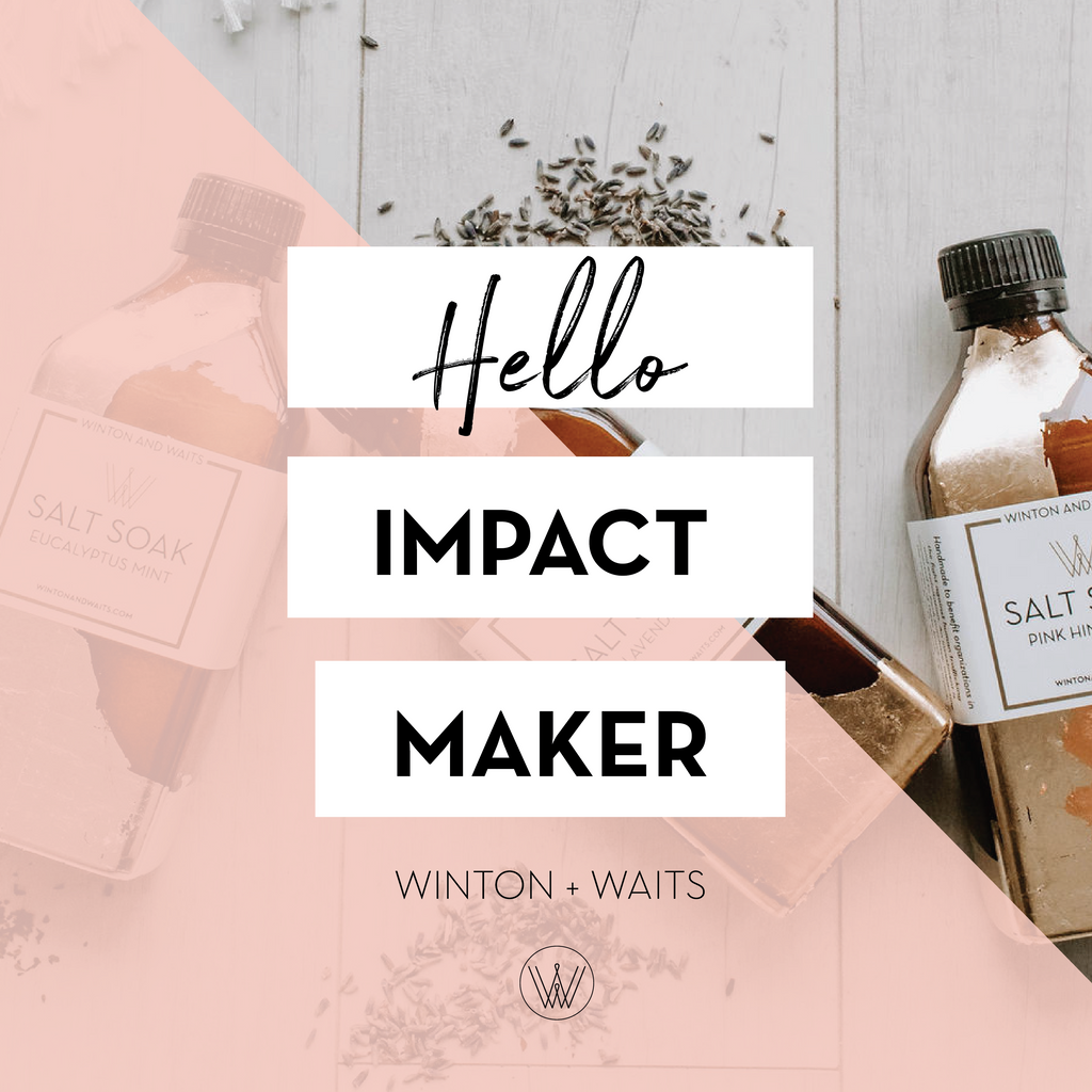 Impact Maker Blog Cover