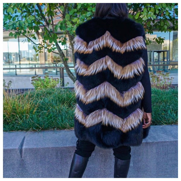 Top 4 Reasons Why You Need A Fur Vest From The Fancy Success