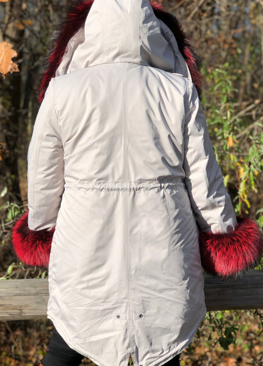 Landon Parka- Customize coat in the color of your choice