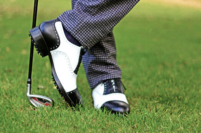 Made-to-Order Golf Shoes: Play with Style