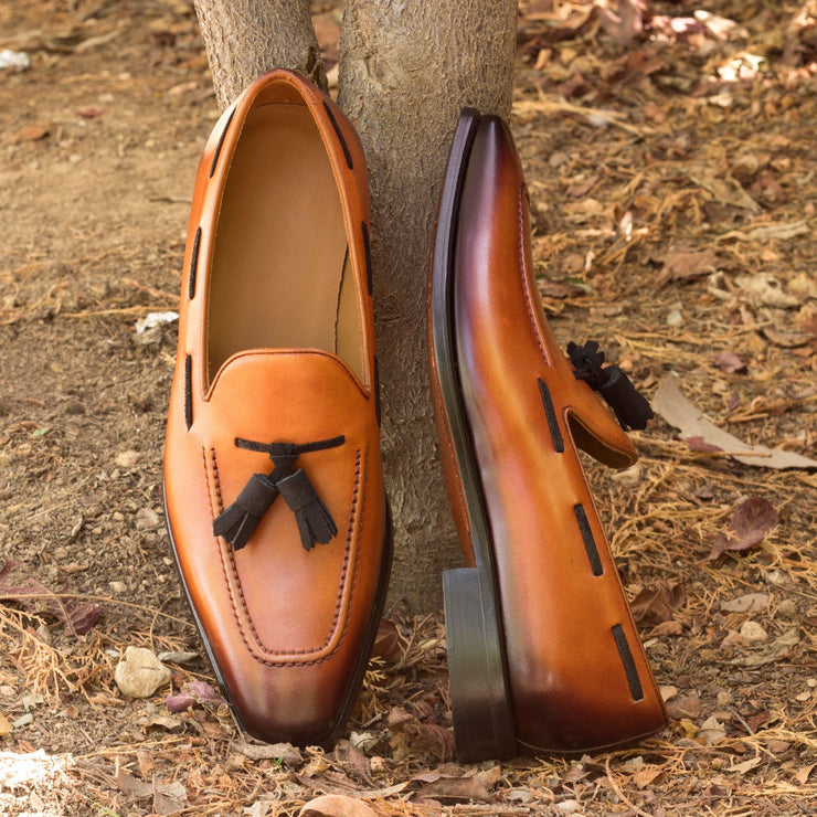 Loafer - Model #2359 BURNISHING