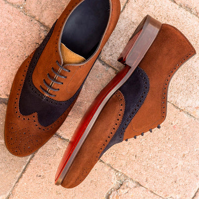Full Brogue - Model #1632 Mens Dress
