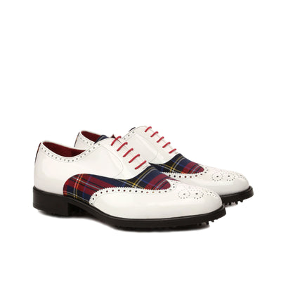 Full Brogue - Model #2427 Mens Dress Golf