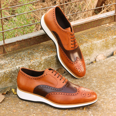 Full Brogue - Model #2460 Mens Dress