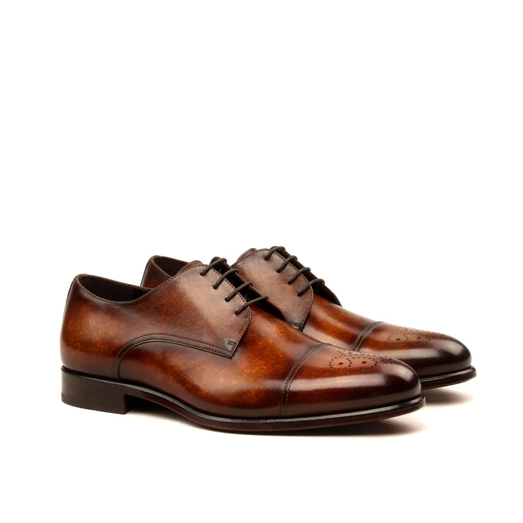 Derby - Model #2508 Hand Made Patina