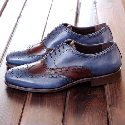 Full Brogue - Model #1926 Mens Dress