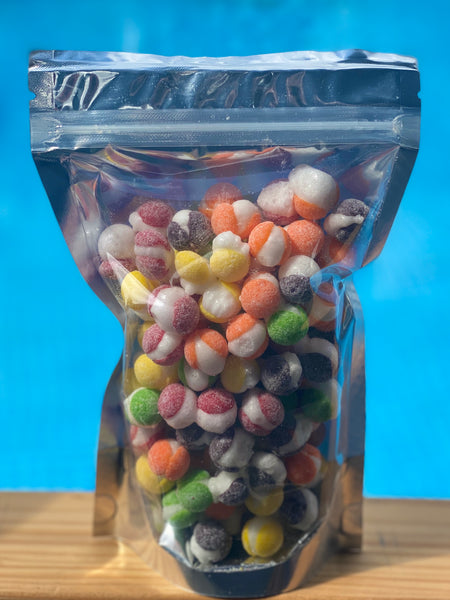 Freeze Dried Crunchy Candy Sour Mix