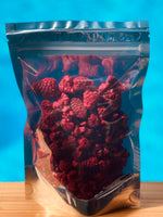 Freeze Dried Fruit Raspberries