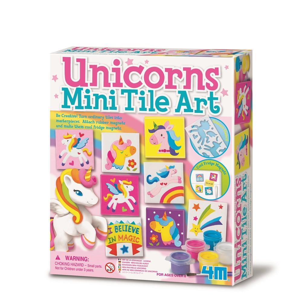 Unicorns Mini Tile Art