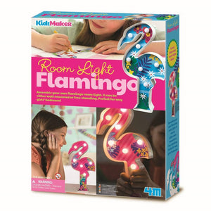 Kidzmaker - Room Light Flamingo